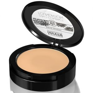 Fond de ten compact si pudra 2-in-1, Honey  03 (ex Caramel 02) (105196)