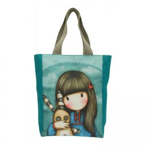 Geanta shopping Gorjuss Hush Little Bunny
