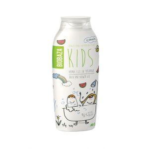 Gel de dus pentru copii cu aroma de pepene, 250 ml (BZ40603)
