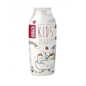Gel de dus pentru copii cu aroma de smochine si capsuni, 250 ml (BZ40602)