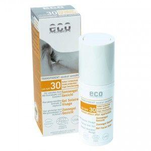 Gel facial transparent cu protectie solara inalta FPS 30 (74211)