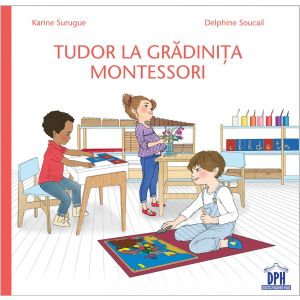 Tudor la gradinita Montessori