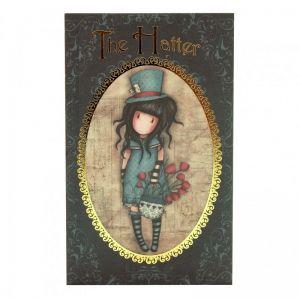 Gorjuss Chronicles carnetel inalt - The Hatter