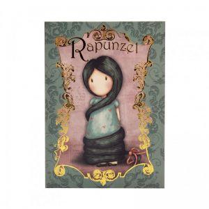Gorjuss Chronicles  Carnetel - Rapunzel
