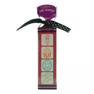 Gorjuss Vacation Set stampile Sugar and Spice