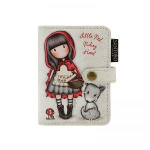 Husa carduri Gorjuss Little Red Riding Hood