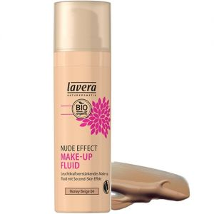 Fond de ten translucid iluminator Nude Effect, Honey Beige 04 (105186)
