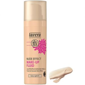 Fond de ten translucid iluminator Nude Effect, Ivory Light 01 (107412)