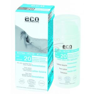 Lotiune fluida de protectie solara FPS20 FARA PARFUM, 100 ml (74251)