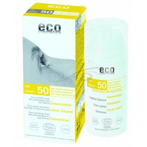 Lotiune fluida de protectie solara FPS 50 cu goji si rodie, 100 ml (74243)