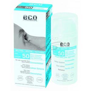 Lotiune fluida de protectie solara FPS 50 FARA PARFUM, 100 ml (74253)