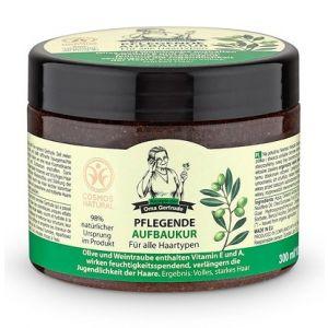 Masca de par nutritiva reparatoare cu ulei de struguri si masline, 300 ml (4978E)