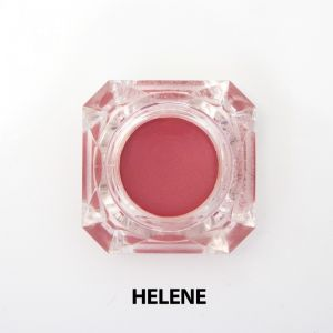 Nuantator organic pentru obraji si buze cu igrediente florale, Helene (ZBLC3H)
