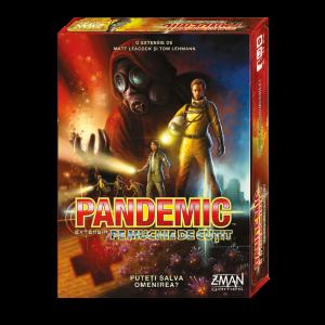 Pandemic - Pe muchie de cutit (extensie)
