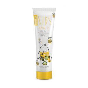 Pasta de dinti naturala pentru copii 1+ cu aroma de ananas, 75 ml (BZ40611)
