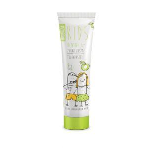 Pasta de dinti naturala pentru copii 6+ cu aroma de mar verde, 75 ml (BZ40612)
