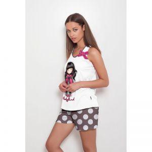 Pijama fete Santoro Gorjuss - Ladybirds, scurte