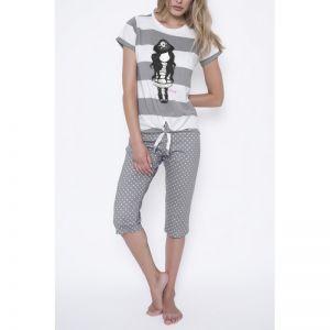 Pijama fete Santoro Gorjuss - Piracy, scurte