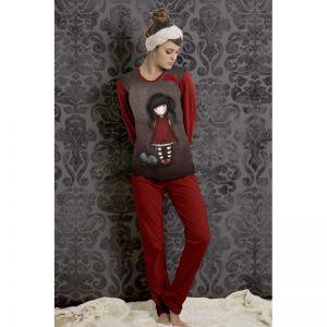 Pijama fete Santoro Gorjuss - Ruby, lungi