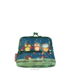 Portofel Eclectic Owls