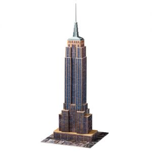 Puzzle 3d Empire State Building, 216 Piese