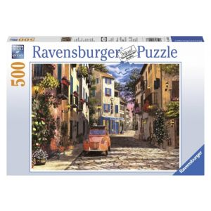 Puzzle Sudul Frantei, 500 Piese
