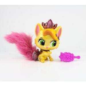 Pisicuta Printesei Rapunzel - Interactiva