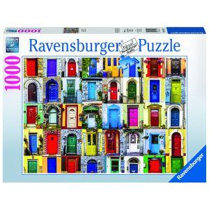 Puzzle Usile Lumii, 1000 Piese