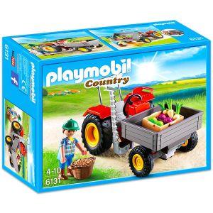 Tractor De Recoltare