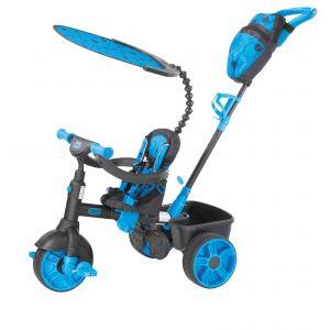 Tricicleta 4in1 Albastra Neon