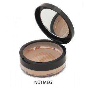 Pudra libera matifianta cu petale de trandafir, Nutmeg (ZLPFNT)