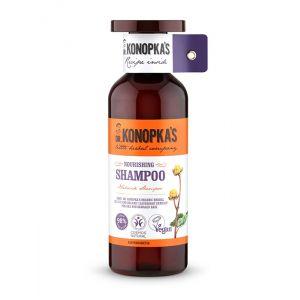 Sampon bio nutritiv pentru par uscat sau deteriorat, 500 ml (8716E)