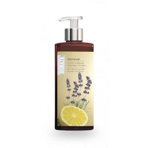 Sampon si gel de dus natural cu lavanda si lamaie, 400 ml (BZ40361)