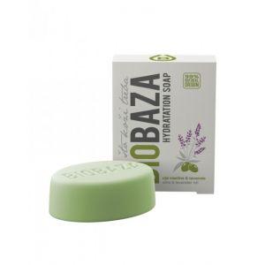 Sapun hidratant cu ulei de masline si lavanda (BZ40343)
