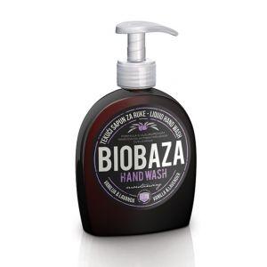 Sapun lichid natural cu vanilie si lavanda, 300 ml (BZ40512)