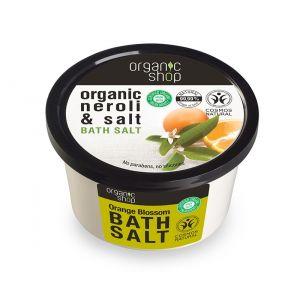 Sare de baie cu portocala Orange Blossom, 250 ml (2820E)