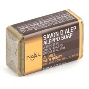 Sapun de Alep cu miere, 100g (SAV50NJ)