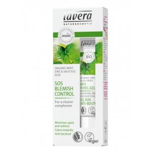 Gel SOS anti acnee cu menta, zinc si acid salicilic natural, 15 ml (106559)