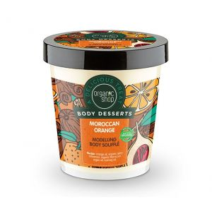 Sufleu delicios pentru corp Moroccan Orange, 450 ml Body Desserts (2141E)