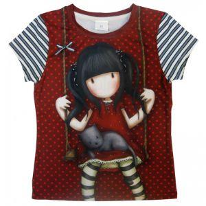 Tricou copii Santoro Gorjuss-Ruby