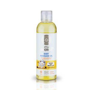 Ulei bio de masaj pentru bebelusi, cu macese si primula, 200 ml (1342E)