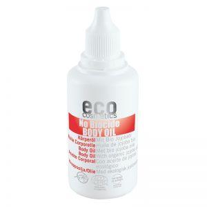 Ulei organic impotriva tantarilor si insectelor, 50 ml (50100)