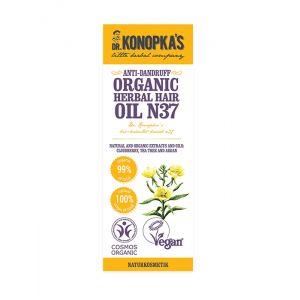 Ulei organic No.37, tratament pentru matreata, 30 ml (9263E)