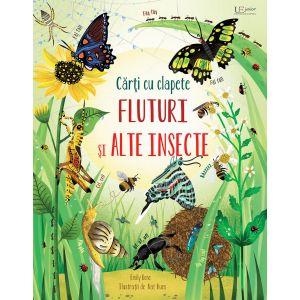 Fluturi si alte insecte (Usborne)